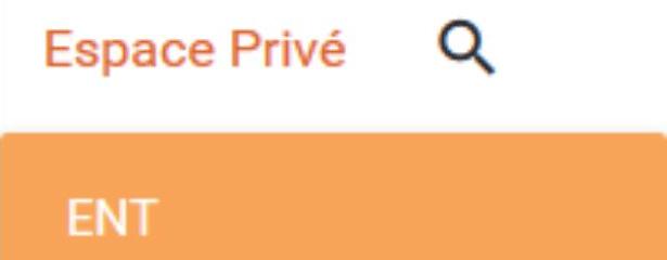 Comment accéder à pronote par l'ENT ?