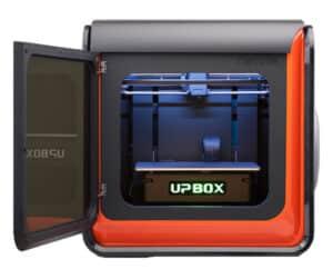 imprimante 3d fermée
