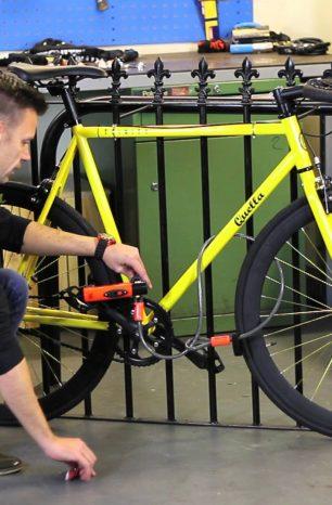 Antivol vélo : bien sécuriser votre bicyclette